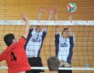 K-Sport 2 Volleyball RLP Meisterschaft A Jgd LAF Sinzig vers Gensingen