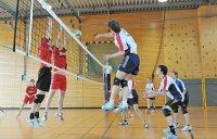 K-Sport 3 Volleyball RLP Meisterschaft A Jgd LAF Sinzig vers Gensingen