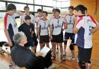 K-Sport 4 Volleyball RLP Meisterschaft A Jgd LAF Sinzig vers Gensingen
