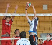 K-Sport 5 Volleyball RLP Meisterschaft A Jgd LAF Sinzig vers Gensingen