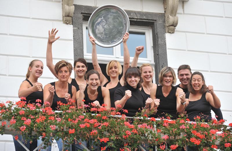 01 LAF Sinzig Mannschaft 2009