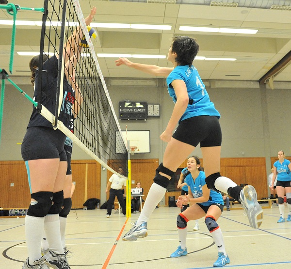 Volleyball-Rückblick 27./28.11.2010