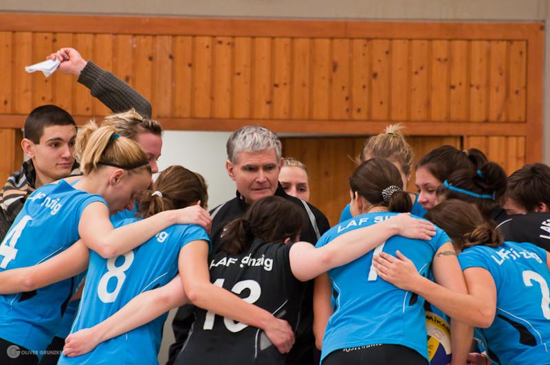 Volleyball-Rückblick 20.11.10