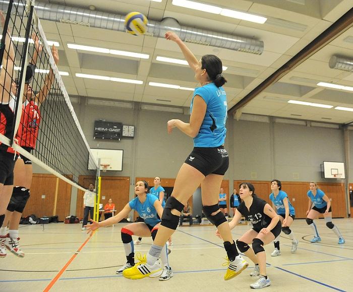 Volleyball-Rückblick 22.01.11