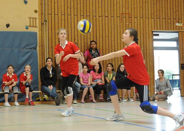 Jugendvolleyball-Rückblick 03.04.11