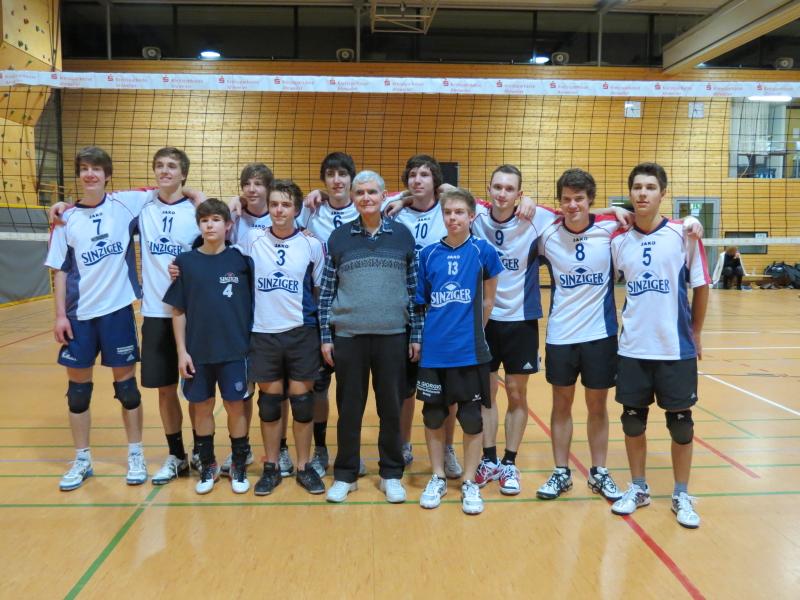 Jugend-Volleyball-Rückblick 03./04.12.2011