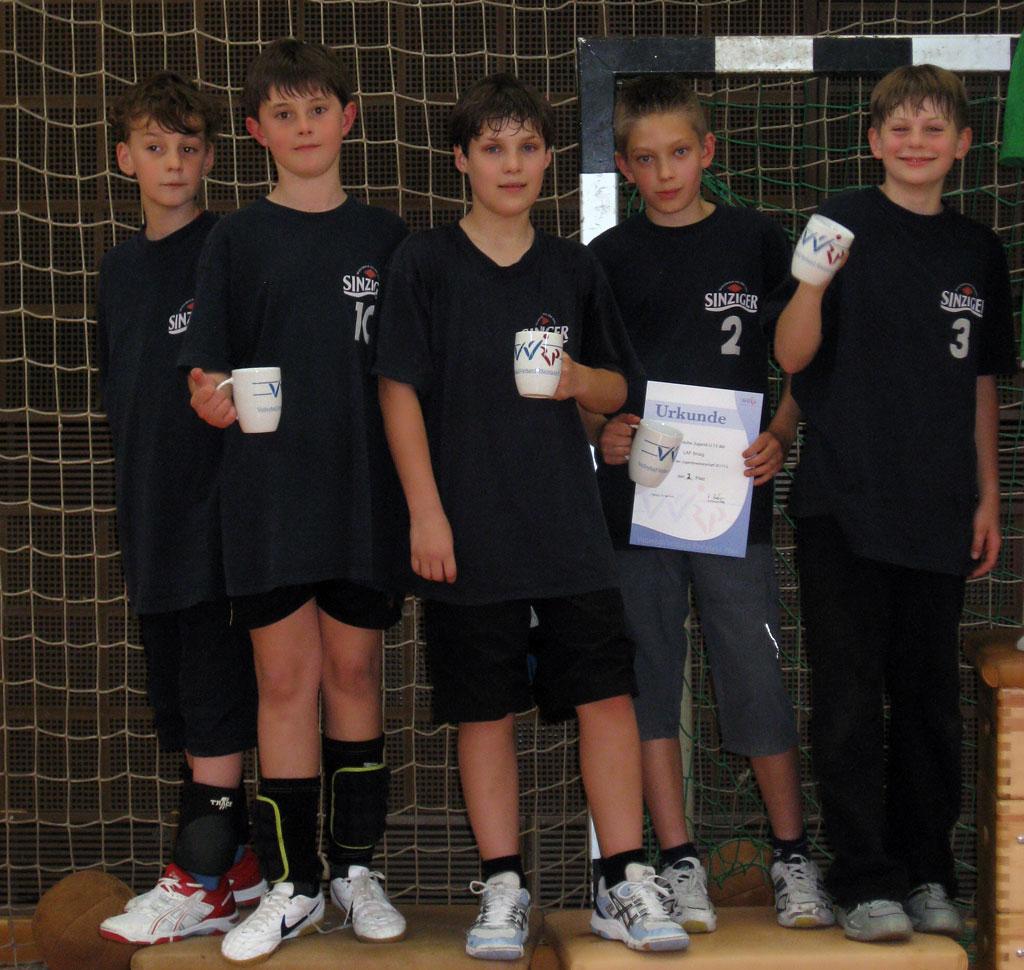 LAF-Nachwuchs wird überraschend Vize-Meister bei Rheinland-Pfalz-Meisterschaften!