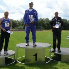 Wolfgang Kownatka bei den Rheinland-Meisterschaften erfolgreich