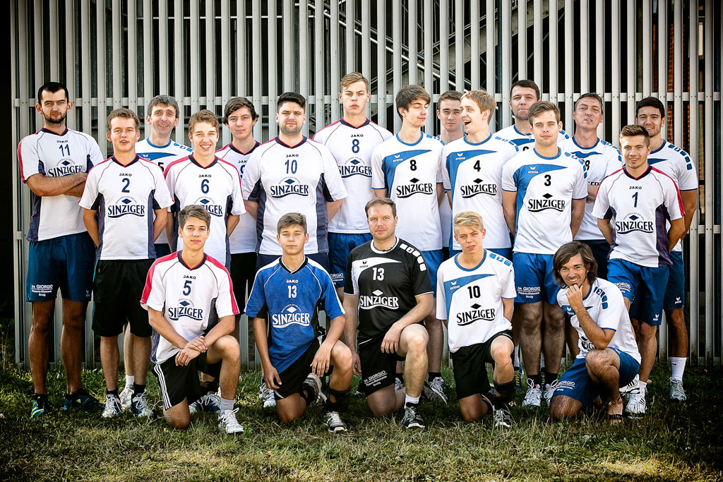 LAF Männer gewinnen VVR-Pokal-Endrunde