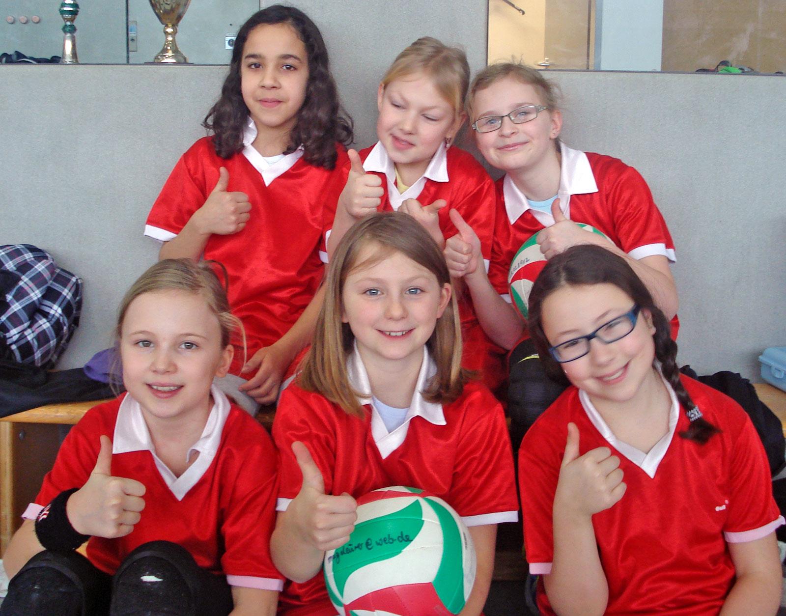 LAF U12w zufrieden beim Turnier in Bonn