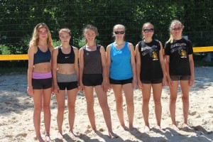Beach U17 Meisterschaft 2015