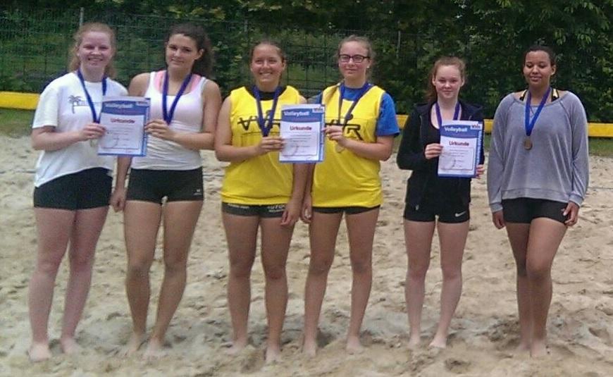 VVR u-19 Meisterschaften 2016